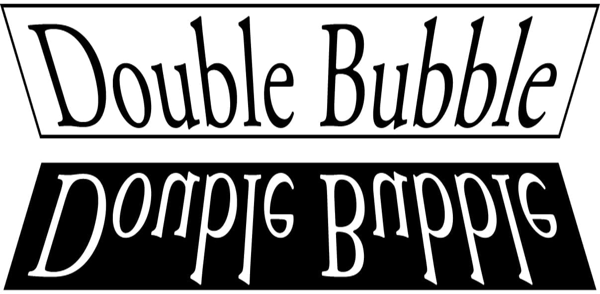 Double-Bubble-tall
