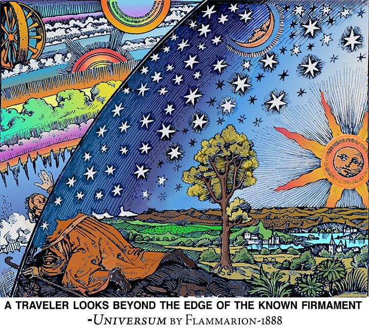 11-Flammarion-Woodcut